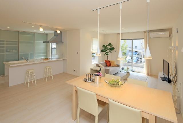 住宅イメージ 業務効率化